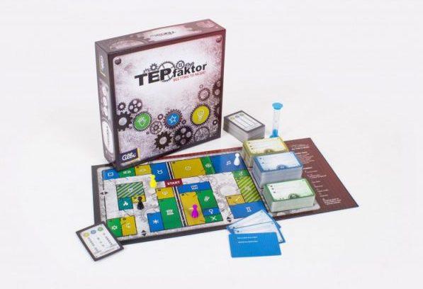 Stolní hra TEPfactor